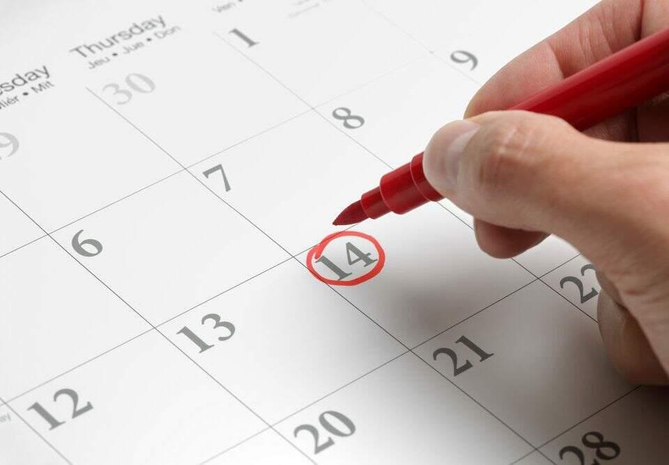 Qual a data limite para receber o salário?